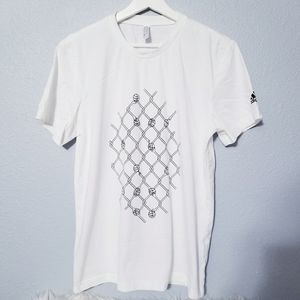 Adidas Climalite Sports Print T-Shirt